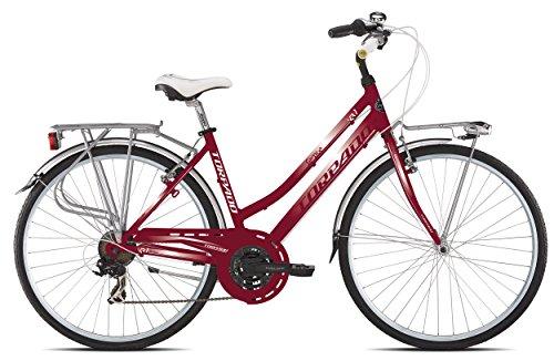 TORPADO BICICLETA CITY NEXT 28MUJER ALU 7V TALLA 52BURDEOS (CITY)/BICYCLE CITY NEXT 28LADY ALU 7S SIZE 52BURDEOS (CITY)