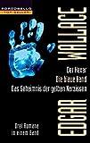 Der Hexer/Die blaue Hand/Das Geheimnis der gelben Narzissen: Drei Romane in einem Band