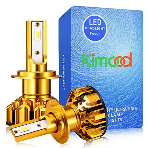 Bombilla H7 LED Coche Kimood LED H7