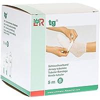 TG Schlauchverband Gr.5 5 m weiß 24023 1 St Verband preisvergleich bei billige-tabletten.eu