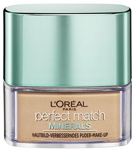 L'Oréal Paris Perfect Match Minerals Naturel 4D/4W, 10 ml