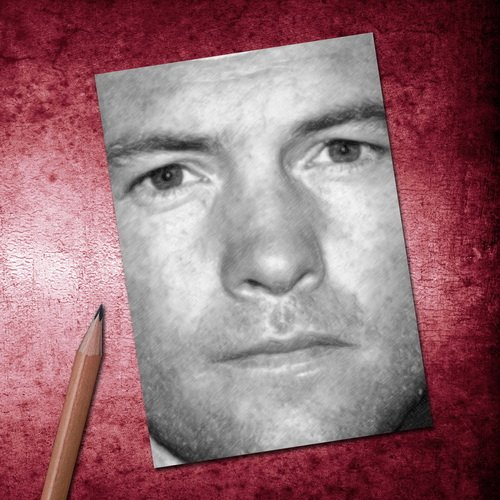 Seasons SAM WORTHINGTON - ACEO Sketch Card (Signed by the Artist) #js002