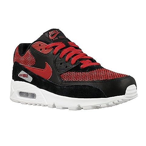 537384 076|Nike Air Max 90 Essential Sneaker Schwarz|44.5