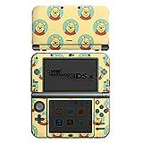 Nintendo New 3DS XL Case Skin Sticker aus Vinyl-Folie Aufkleber Disney Winnie Puuh Fanartikel Zubehör