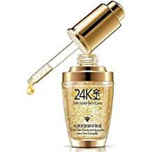 MY LITTLE BEAUTY Crema facial Antienvejecimiento Afirma-arrugas Hidratante 24k Oro Ácido Hialurónico líquido 30 ml