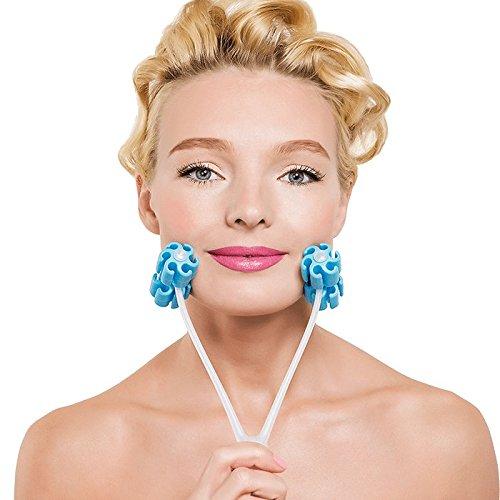 Rollenmassagegerät für das Gesicht, TianDe 90151, Facebuilding Werkzeug, 1 Artikel