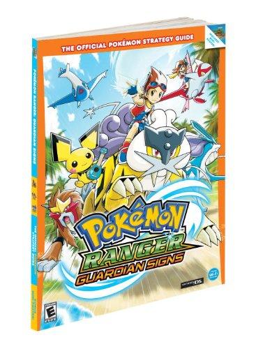 Pokemon Ranger: Guardian Signs: Prima's Official Game Guide (Official Pokemon Strategy Guides) por Pokemon USA Inc