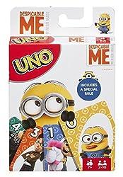 Mattel Uno Despicable Me Card Games Games Fdv57
