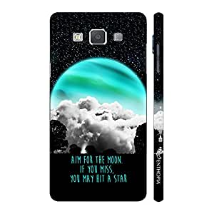Enthopia Designer Hardshell Case Aim For The Moon Back Cover for Samsung Galaxy Grand Max