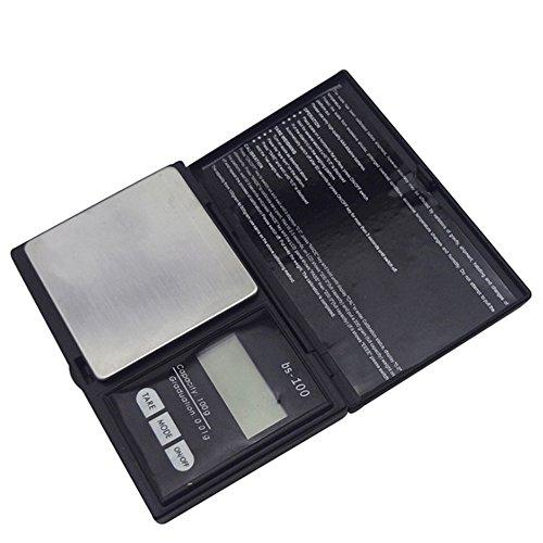 Lishi Elektronische Minitaschen-Skala-Hohe Präzision 0,01G Schwere Mikropräzisions-Schmucksache-Skala