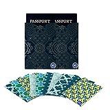 I3C Étui Carte de Crédit Passeport Blocage RFID Portefeuille Pochette ...