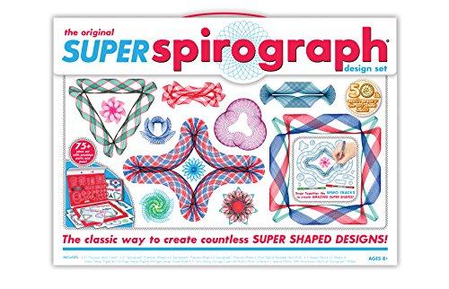 Spirograph 33980 - Super Kit - Bastelset
