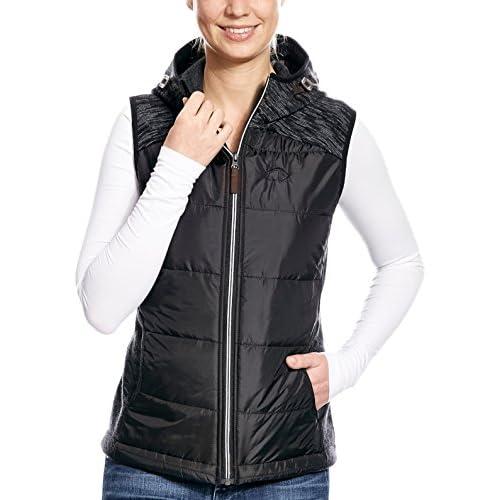 51c2iwx6tQL. SS500  - Tatonka Women's Colina W's Vest Waistcoat