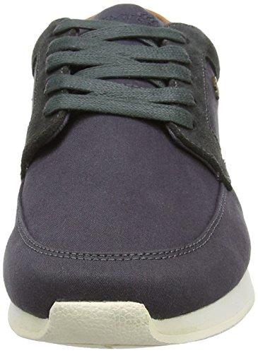 Boxfresh  COWL UG GDYE/SDE DK SHW/CHRM YEL, Sneakers Basses homme Bleu (Navy)