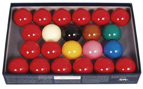 Snooker-Ball-Satz 52.4 mm Aramith Tournament Champion