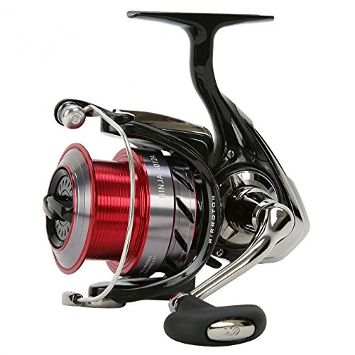 Daiwa Ninja 3000 A, Allround Spinning Fishing Reel, 10218-300