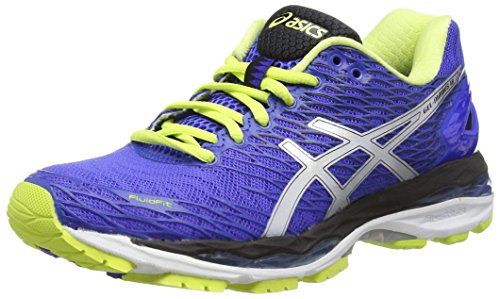 asics-gel-nimbus-18-womens-running-shoes-blue-blue-purple-silver-sunny-lime-4893-8-uk