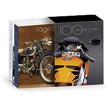100 ans de moto : Coffret 2 volumes : L'âge d'or 1900-1945 ; Les temps modernes 1945 à nos jours