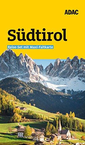 ADAC Reiseführer plus Südtirol: Das ADAC Reise-Set mit Maxi-Faltkarte zum Herausnehmen
