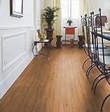 Gerflor Senso Classic - Noyer Naturel VS Vinyl-Laminat Fußbodenbelag selbstklebend 0018 Vinylboden - Paket a 2,2m²