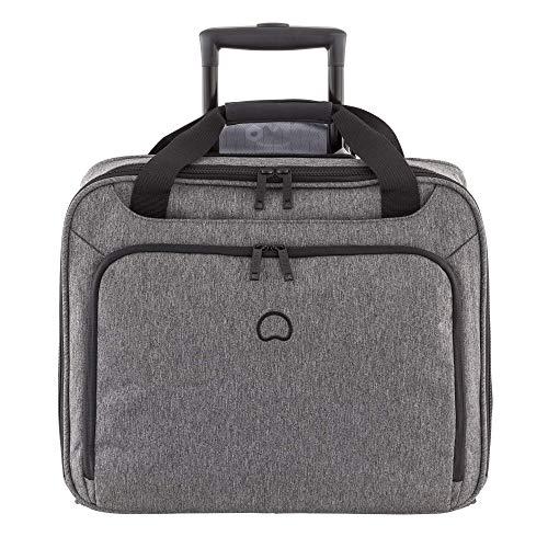 Delsey Esplanade - Cartella grigio 38 cm