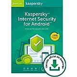 Kaspersky Internet Security para Android | 2 Dispositivos 2 Móviles | 1 Año | Android  | Código de activación vía correo elec