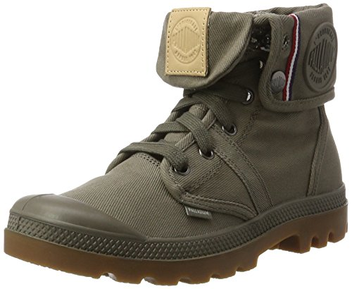 Palladium Pallabrouse Bgy Conv, Hohe Sneakers  Mixte Adulte Marron (Major Brown/mid Gum)
