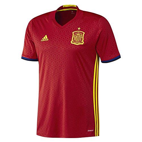 Adidas Men's Fef H 2015-2016 Spain Home Jersey