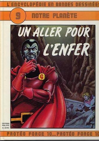 Un Aller pour l'enfer (L'Encyclopédie en bandes dessinées) par Jean Gérard Imbar