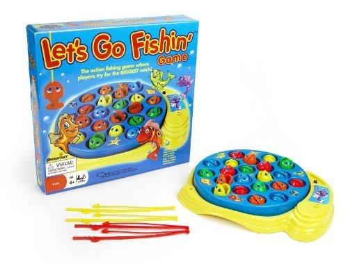 Pressman Lets Go Fishing by The Sales Partnership Ltd [Toy]