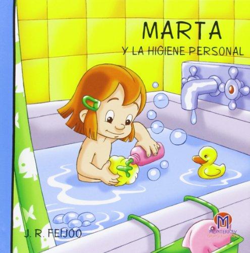 MARTA Y LA HIGIENE PERSONAL: 6 (Hugo y Marta)
