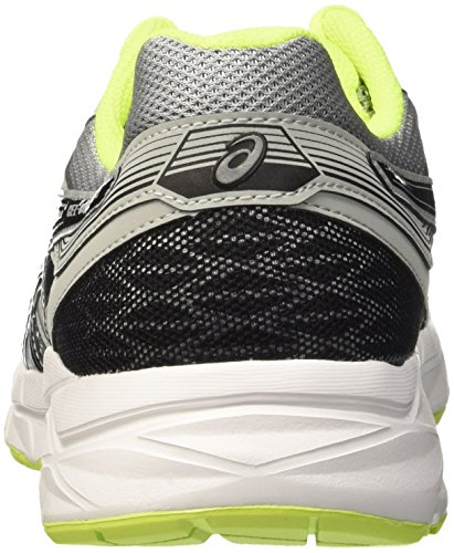 Asics Gel-Contend 3, Chaussures de Running Entrainement Homme Multicolore (Midgrey/Black/Safety Yellow)