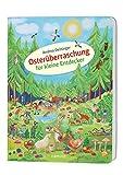 Osterüberraschung für kleine Entdecker: Wimmelbuch