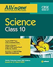 CBSE All In One Science Class 10 for 2021 Exam