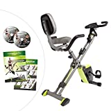 Mediashop Wonder Core Cycle Ganzkörpertraining Ergometer Rad Fitness Hometrainer inkl. Ernährungsplan Übungsplan 2 Dvds