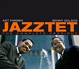 Complete Jazztet Sessions,the [Import allemand]