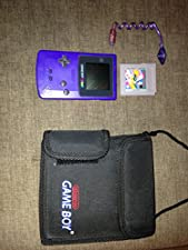 Consola Nintendo Game Boy Color Violeta
