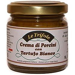 Crema di Porcini con Tartufo Bianco 90gr