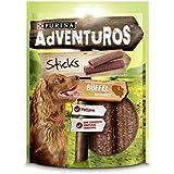 AdVENTuROS Hundesnack Sticks, 6er Pack (6 x 120 g)