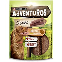 AdVENTuROS Hundesnack Sticks, 6er Pack (6 x 120 g)