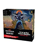 WizKids D&D Icons of The Realms: Waterdeep Dragon Heist City of The Dead Set