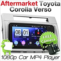 Tunez - Kit de Radio para Reproductor de MP3 para Toyota Corolla Verso de 3ª generación