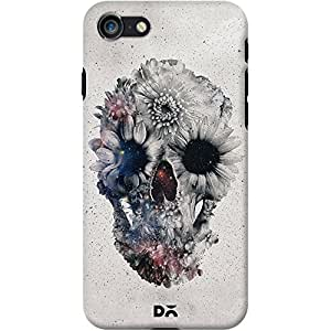 DailyObjects Floral Skull 2 Case For iPhone 7