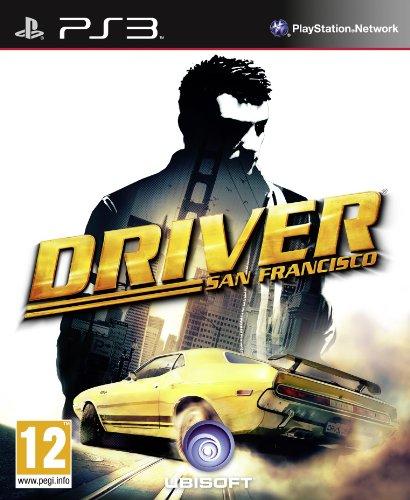 Driver: San Francisco (Sony PS3) [Import UK]