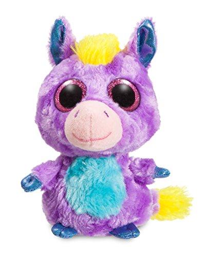 yoohoo-burro-ojos-brillantes-13-cm-color-malva-aurora-0060060763