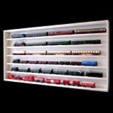 Alsino V13 - Vitrine Murale 100 x 58 x 8,5 cm Meuble Rangement étagère Armoire...