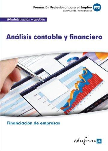 Analisis Contable Y Financiero - Administracion Y Gestion (Pp - Practico Profesional)