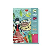Djeco DJ09514 For Older Children-Foil Pictures, Mixed