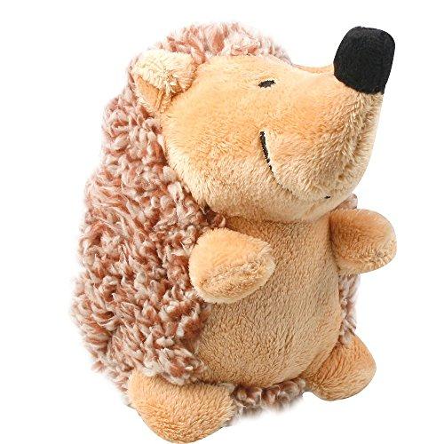 Oneisall Hund Plüsch groß quietschend Spielzeug Ausbildung quietschende Plüschtier für große Hunde