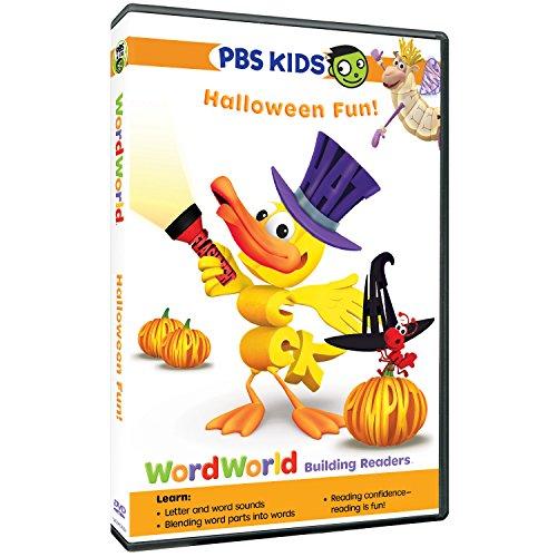 Wordworld: Halloween Fun